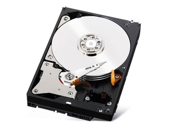 SATA III Festplatte WD VelociRaptor WD6000HLHX