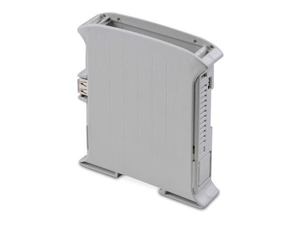 Hutschienen-Gehäuse für Raspberry Pi Model B, Kit 22,5 (10.001225.RPI) - Produktbild 1
