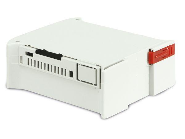Hutschienen-Gehäuse für Raspberry Pi Model B, Kit 45 (10.0052450.RPI) - Produktbild 2