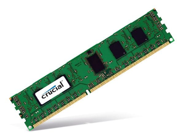 Speichermodul DDR3-RAM CRUCIAL CT25664BA160B