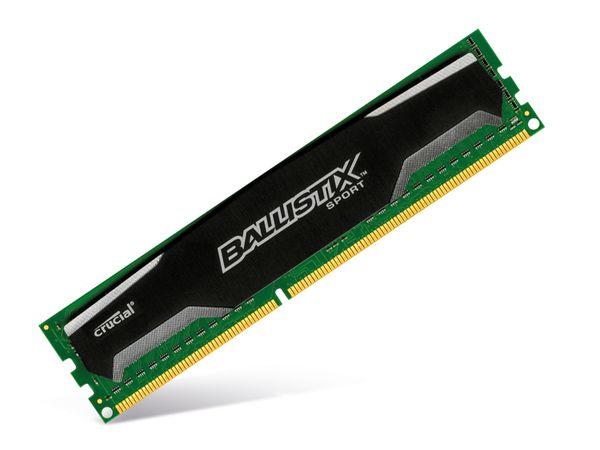 Speichermodul DDR3-RAM CRUCIAL BLS4G3D1609DS1S00CEU