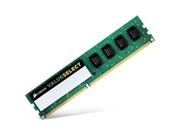 Speichermodul DDR3-RAM CORSAIR CMV4GX3M1A1600C11