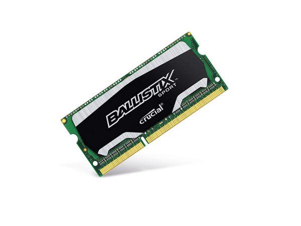Speichermodul DDR3-RAM CRUCIAL BLS8G3N18AES4CEU