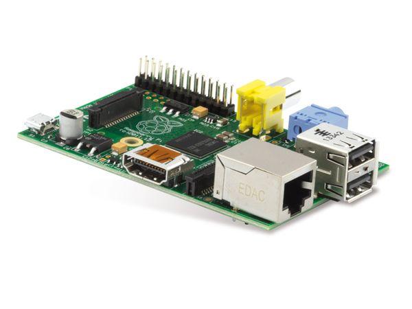 Raspberry Pi Hutschienen-Set - Produktbild 2