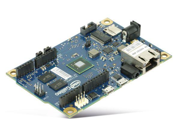 Intel GALILEO1 Entwicklerboard