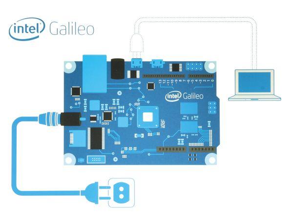 Intel GALILEO1 Entwicklerboard - Produktbild 4