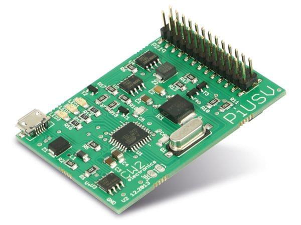 Raspberry Pi USV CW2 PiUSV