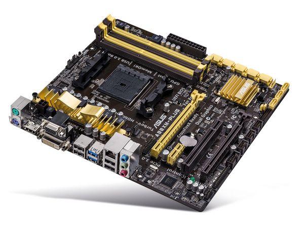 Mainboard ASUS A88XM-PLUS, FM2+ - Produktbild 1