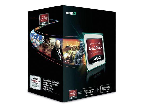 CPU AMD A10-5800K Black Edition Quad-Core, Box