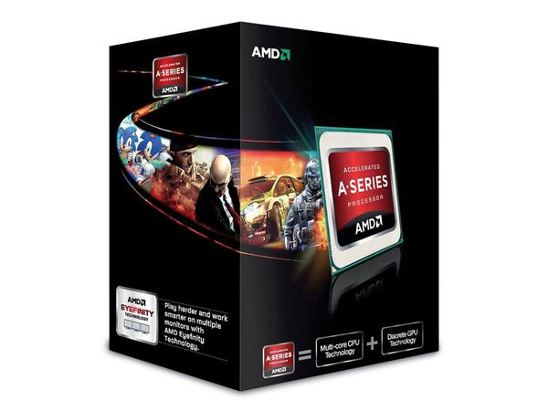 CPU AMD A8-5600K Black Edition Quad-Core, Box