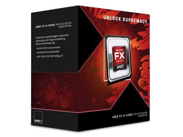 CPU AMD FX-4300 Quad-Core, Box