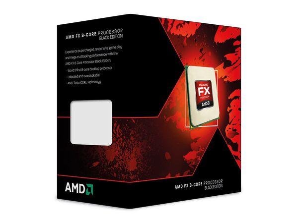 CPU AMD FX-8320 8-Core, Box