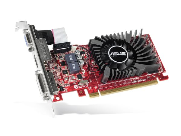 Grafikkarte ASUS R7240-2GD3-L, 2GB DDR3 - Produktbild 1