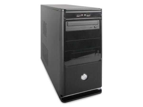 PC-System, AMD II X2 260, 4 GB, 500GB, DVD-Brenner