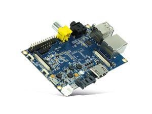 Banana Pi, Dual-Core, 1 GB DDR3, SATA, G-LAN