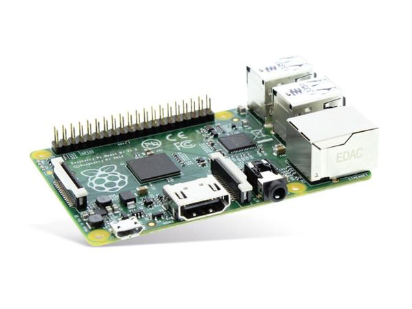 Raspberry Pi Model B+ - Produktbild 1