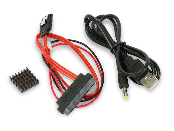 Cubieboard 2, A20, 1 GB, 4 GB NAND, SATA, HDMI - Produktbild 3