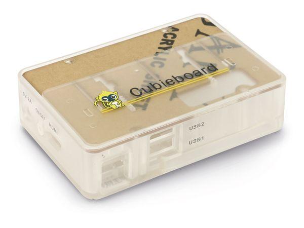 Cubieboard-Gehäuse Transparent - Produktbild 1