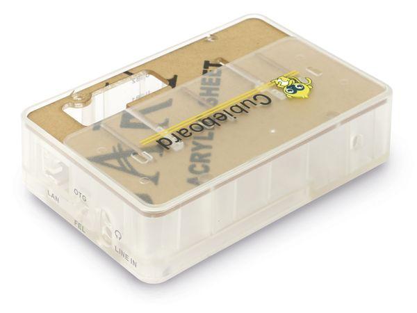 Cubieboard-Gehäuse Transparent - Produktbild 2