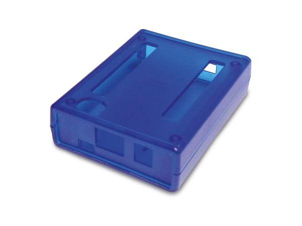 Gehäuse HAMMOND 1593 für BeagleBone, blau