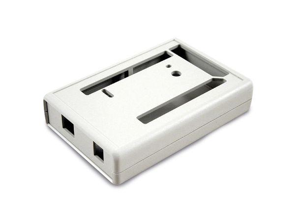 Gehäuse HAMMOND 1593 für Arduino Mega 2560, grau