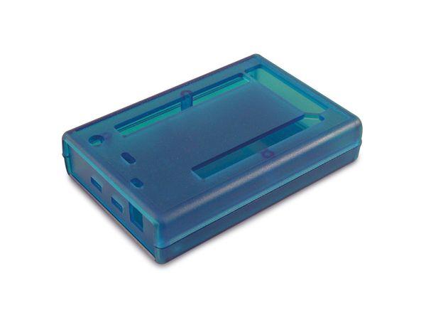 Gehäuse HAMMOND 1593 für Arduino Due, blau