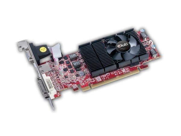 Grafikkarte CLUB 3D Radeon R7 250, 1GB GDDR5 - Produktbild 1