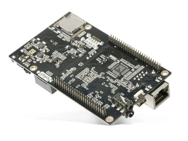 Cubieboard 2 DualCard, A20, 1 GB, 2x microSD, SATA, HDMI - Produktbild 3