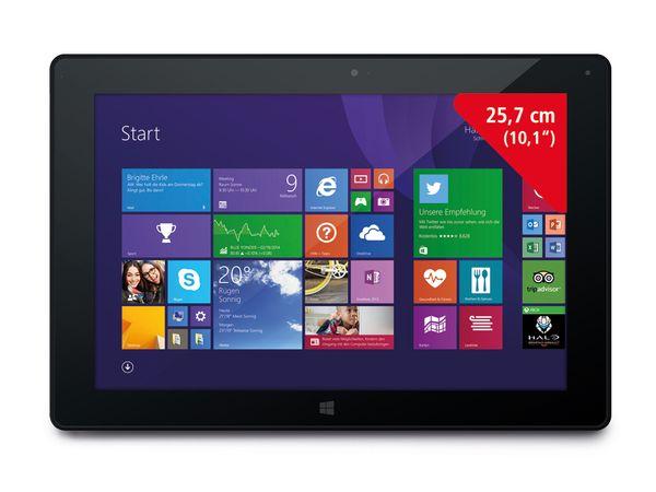 "Tablet-PC ODYS Wintab 10, 10,1"", Windows 8.1 Bing, Quad-Core"