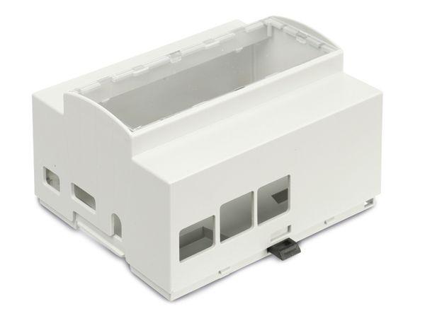 Hutschienen-Gehäuse für Raspberry Pi Model B+, 6TE