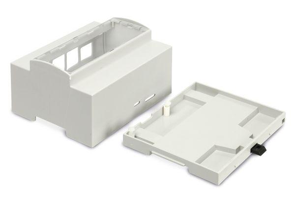 Hutschienen-Gehäuse für Raspberry Pi Model B+, 6TE - Produktbild 3