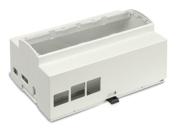 Hutschienen-Gehäuse für Raspberry Pi Model B+, 8TE - Produktbild 1