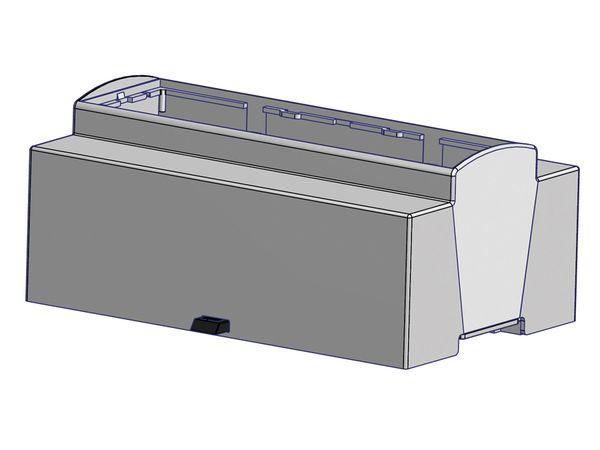 Hutschienen-Gehäuse für Raspberry Pi Model B+, 8TE - Produktbild 4