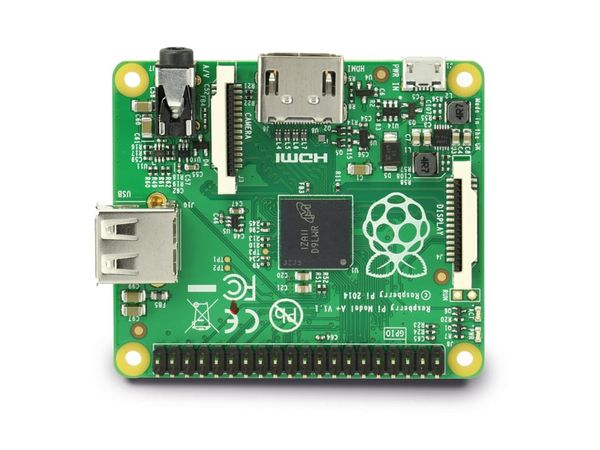 Raspberry Pi Model A+ - Produktbild 4