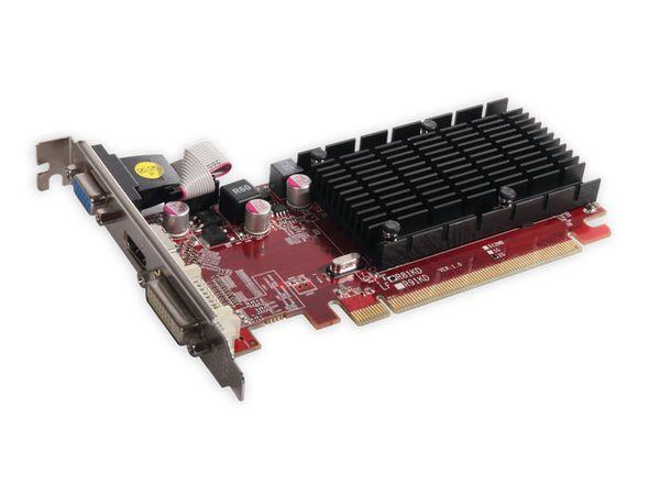 Grafikkarte CLUB 3D Radeon R5 230, 2 GB DDR3, passiv - Produktbild 1