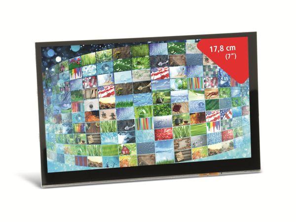 "Banana Pi/Pro LCD Modul mit Touchscreen, 7"", 1024x600 - Produktbild 1"