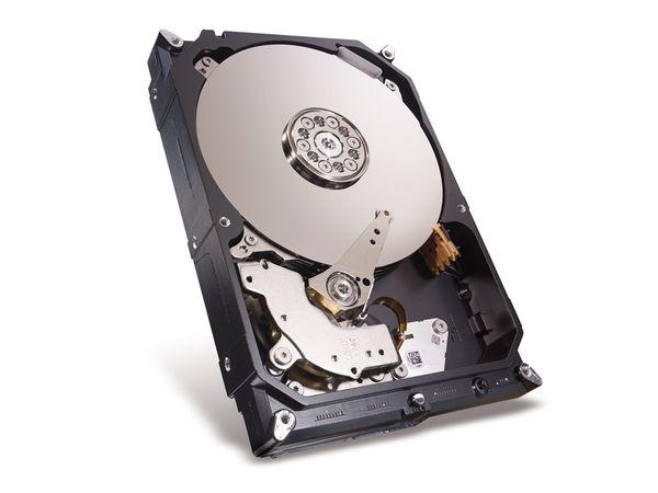 SATA III Hybrid-Festplatte SEAGATE ST2000DX001 - Produktbild 1
