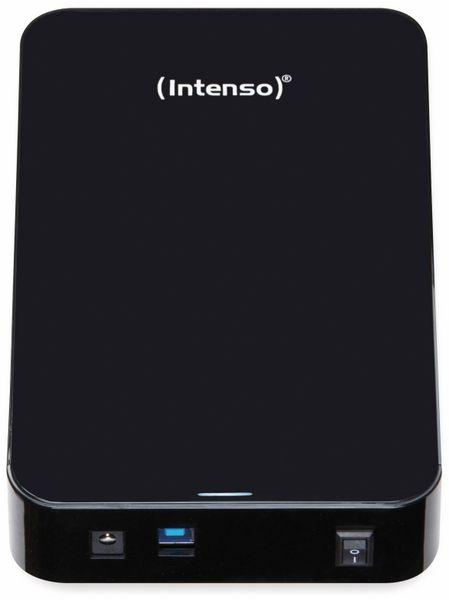USB 3.0-HDD INTENSO Memory Center, 4 TB, schwarz - Produktbild 3