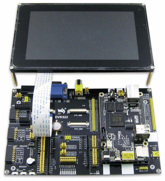 Cubieboard 1&2 DVK522 Kit - Produktbild 1