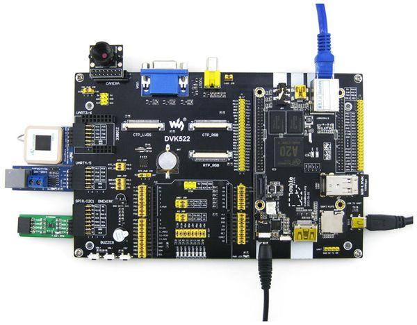 Cubieboard 1&2 DVK522 Kit - Produktbild 2