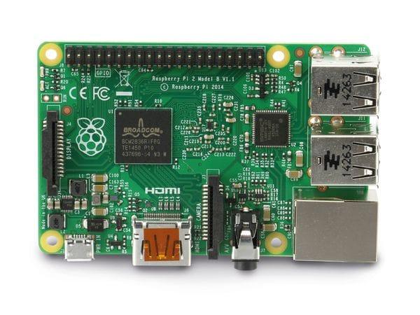 Raspberry Pi 2 Model B - Produktbild 4