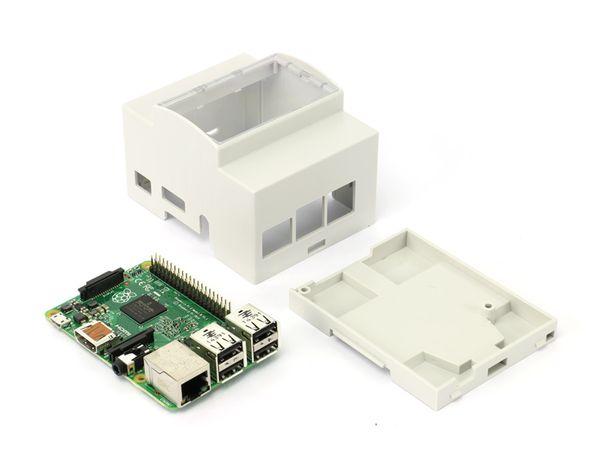Raspberry Pi 2 Hutschienen-Set - Produktbild 2