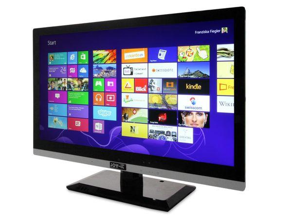"""All-in-One PC JOY-IT, 21,5"""" FullHD-Display, Intel i3-4330, 4 GB RAM - Produktbild 1"""