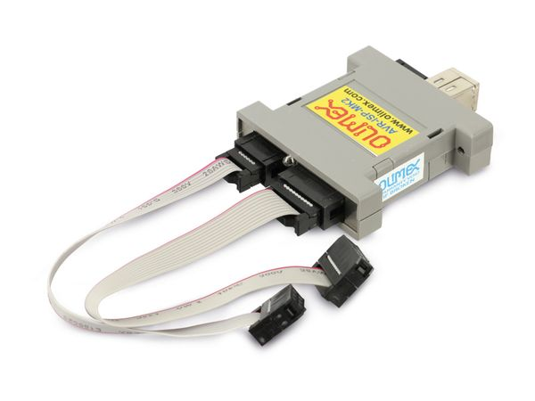Programmer OLIMEX AVR-ISP-MK2 - Produktbild 1