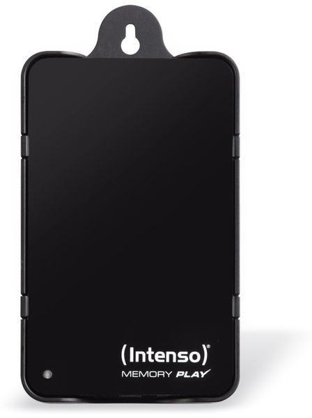 USB 3.0-HDD INTENSO Memory Play, 500 GB - Produktbild 3