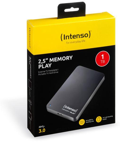 USB 3.0-HDD INTENSO Memory Play, 1 TB - Produktbild 2