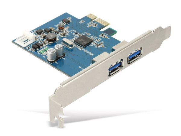 USB 3.0 PCIe-Karte - Produktbild 1