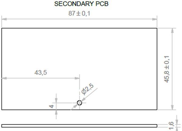 Hutschienen-Gehäuse für ODROID-C1, 6TE - Produktbild 3