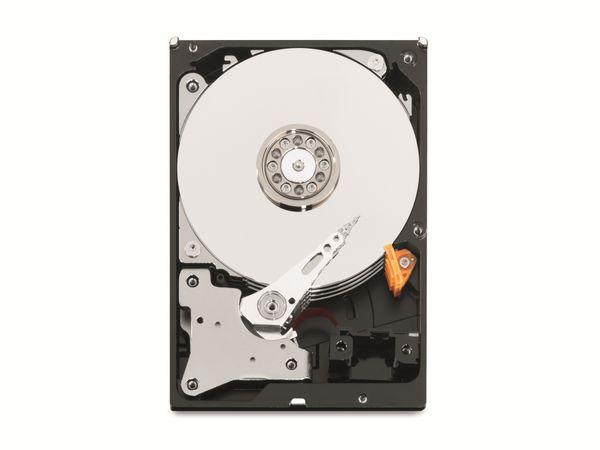 "NAS SATA III Festplatte WESTERN DIGITAL RED WD60EFRX, 3,5"", 6TB - Produktbild 3"