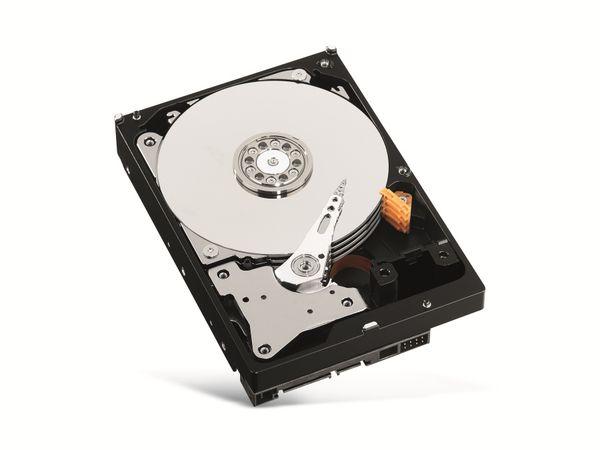 "NAS SATA III Festplatte WESTERN DIGITAL RED WD60EFRX, 3,5"", 6TB - Produktbild 4"